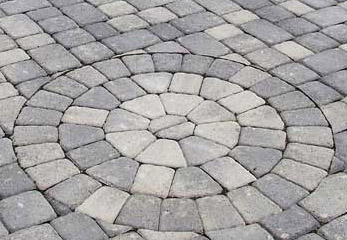 Pittsburgh's beautiful paving stones for patio or driveway