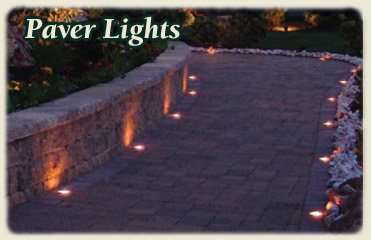Lighting For Your Driveway Or Patio Paver
