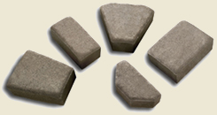 Patio and Garden Circle Paving Kit